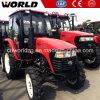 Nieuwe Chinese Tractor Op wielen Wd554 met de Motor van 40 KW