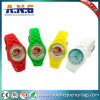 Wristband 4k de 13.56MHz RFID para el acceso Contral y el pago