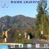 5 лет уличных светов гарантированности аттестованных ISO 30W-120W СИД солнечных