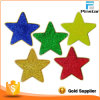 عامة متعدد الألوان مينا تلألؤ خمسة نجم معدن مكافأة [بين] شارة