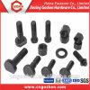 中国の製造者の炭素鋼の継目板ボルト、靴のボルト、セグメントボルト