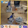 Máquina barata de la marca del grabado del laser de la fibra del precio en venta