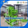 Machine de fabrication de brique Wt2-10 automatique, machine comprimée de brique de la terre