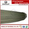 Draad Nichrome 5mm de van uitstekende kwaliteit van Ohmalloy Nicr8020 voor Industriële Ovens