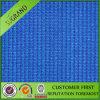 Cor azul para 100% Virgin HDPE Proteção UV HDPE Garden Shade Sail, Shade Net, impermeável Shade Cloth