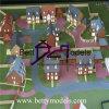 Создатель зодчества модельный, строя масштабные модели (BM-0358)