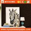 Decoration (YS-160906)のための深いEmbossed Glitter Wallpaper