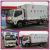 フリーザーのタイプDongfeng 95HP 4X2小型冷却装置トラック