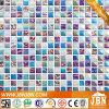 Personalizzare i mosaici di vetro di colore di fantasia di disegni per la parete (G815005)