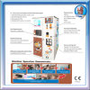 販売のソフトクリーム機械HM736