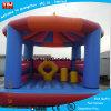 La mejor gorila de salto inflable 2015 en la acción, Moonwalks inflables, nuevo castillo animoso inflable para la venta