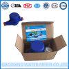 Contador del agua doméstico plástico del jet multi