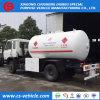 15000 litros de gas cilindro de gas móvil camiones de entrega de las ventas de camiones tanque de Bobtail