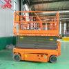 6m 300kg Nuevo Diseño hidráulico de alta calidad elevador de tijera eléctrica Autopropulsados con precio de fábrica