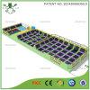 China personalizado, tamaño disponible en el interior del parque trampolín