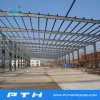 Diseño Industrial de prefabricados de estructura de acero de almacén con una fácil instalación