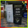 Justierbare x-Standplatz-Fahne, x-Ausstellungsstand, x-Fahne