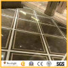 Mattonelle di marmo grige/grige cinesi Polished popolari poco costose per la pavimentazione, parete