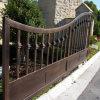 Portes en fer forgé forgé maison utilisée les barrières de sécurité