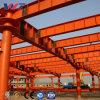 Workshop personalizzato per industria con le colonne di H e la struttura d'acciaio dei fasci