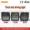 트럭 (GT1007Q)를 위한 사각 7inch Offroad LED 가벼운 Osram LED 작동 빛