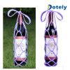 Sostenedores a prueba de calor del portador de la botella de vino del silicón