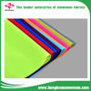 Venda por grosso Polypropylenene coloridos Nonwoven Fabric termoligada