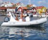 Barche gonfiabili della nervatura in mare aperto della barca di Liya 5.8meter 19feet con il motore