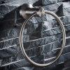 304 de Toebehoren van de Badkamers van de Ring van de Handdoek van het roestvrij staal