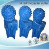 14 3/4  Tri-Cone буровых наконечников Cutter для Reamer Bit