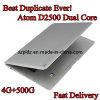 14 Zoll-ultradünner Notizbuch-/Laptop-Atom D2500 1.86GHz 4G RAM 500g