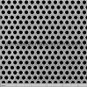 Strato perforato d'acciaio