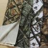 Impresso Camouflage Tricot/ Alova escovado com TPU