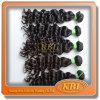Цвета девственницы ранга 4A волосы волны Unprocessed бразильского естественного глубокие