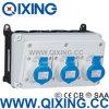Contenitore a più gradi di zoccolo di combinazione (QCSM-10)