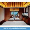 赤いチェリーのベニヤの仕上げの別荘のホテルの大容量カスタマイゼーションの家具(SY-BS96)