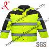 Оптовая торговля отражает водонепроницаемая куртка безопасности (QF-533)