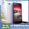 3G 5.0 Qhd Ogs Mtk6592 Octa Core Android 4.4.2 el mejor teléfono inteligente (W3).