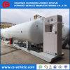 estación de servicio del gas de 20000L LPG, planta de relleno del gas líquido, estación del patín del dispensador del LPG