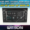 Witson coche DVD GPS para Opel Vectra (W2-D9820L)