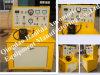 Machine de test de pompe de direction assistée, pression d'essai, flux, vitesse