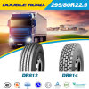 Reifen des LKW-Gummireifen-295/80r22.5, chinesisches TBR ermüdet Longmarch LKW-Gummireifen