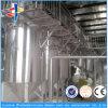 Refinería de petróleo del equipo del refinamiento del aceite de mesa de los cacahuetes