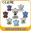 Bastone del USB del fumetto di festival di natale con figura animale (PER ESEMPIO 060)
