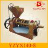 Mianyang Big Capacity Shea Nut, Peanut, Presses à huile de sésame (YZYX140-8)