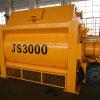 Mezclador concreto del eje gemelo de Js-3000II