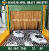 中国のショットブラスト機械鋼線の網のQwdシリーズ