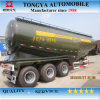 Camion del cemento alla rinfusa dell'Tri-Asse di Tongya