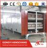 Essiccatore di secchezza della mattonella del carbone di legna di Manufcture della fascia superiore della maglia