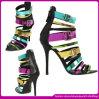 Sandalias atractivas del alto talón de las mujeres de la manera caliente de la venta (W-120)